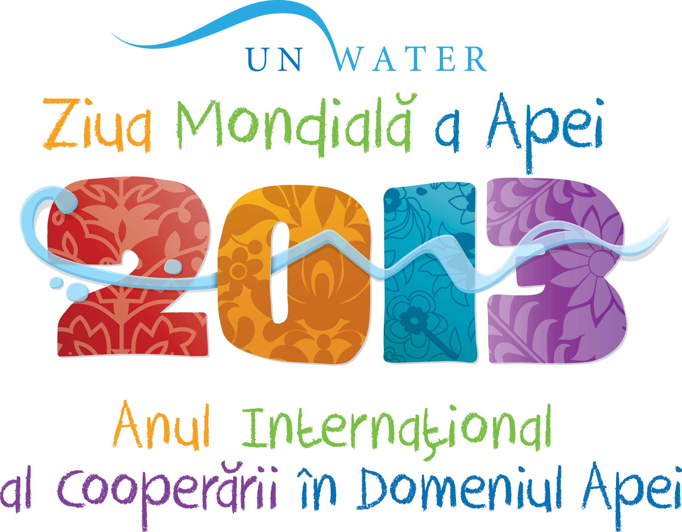 Ziua Mondiala a Apei 2013