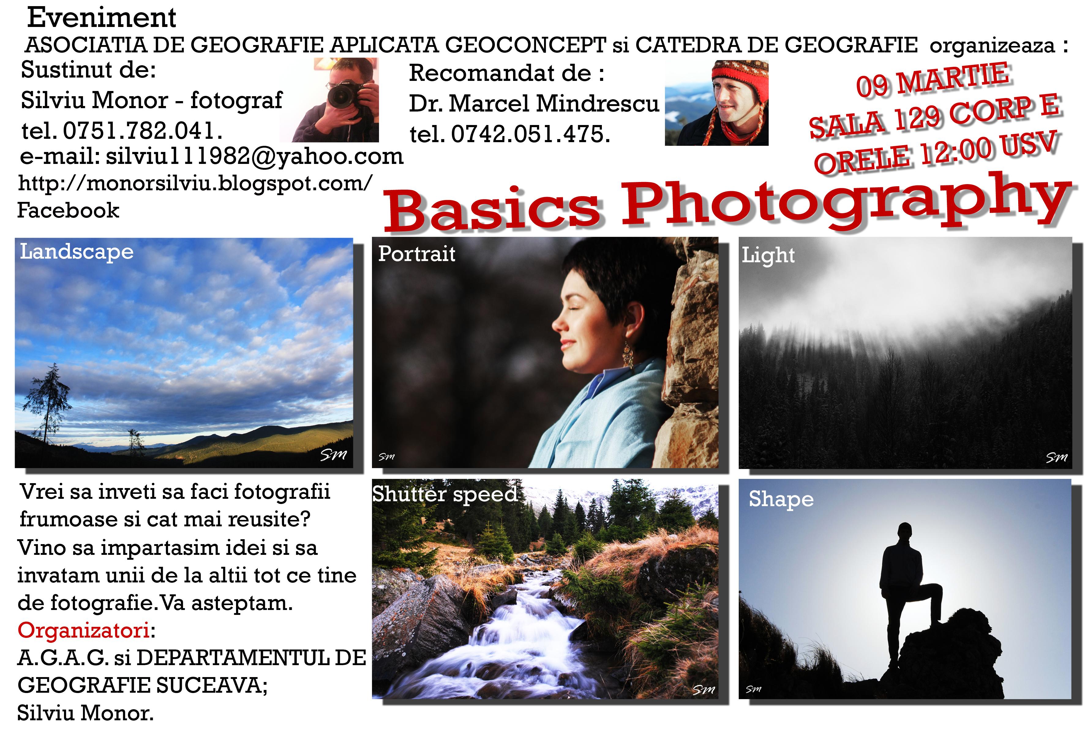 Introducere în arta fotografică